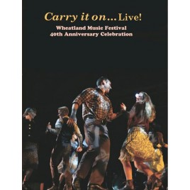 Carry it on... Live!  - Collectors Edition DVD with Booklet