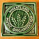 Commemorative Handcrafted Tile - 2001