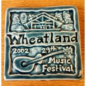 Commemorative Handcrafted Tile - 2002