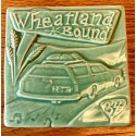 Commemorative Handcrafted Tile - 2007