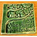 Commemorative Handcrafted Tile - 2012