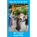 Traditional Arts Weekend: Adult Day Pass (ages 16 and up)