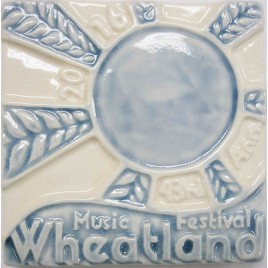 Commemorative Handcrafted Tile - 2016