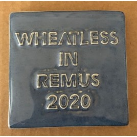 Commemorative Handcrafted Tile - 2020
