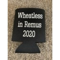 Wheatless in Remus Koozie
